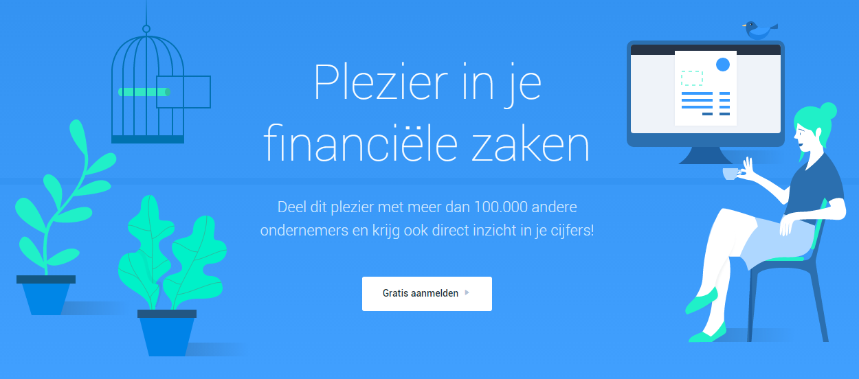 App Flash: ActiePartner en Moneybird