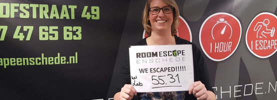 Lara's Favourite: Escape room uitje