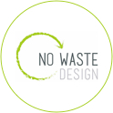 Logo No Waste Design